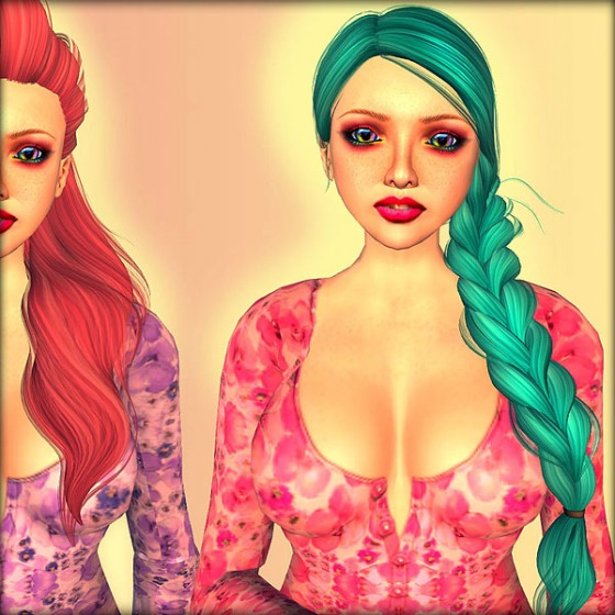 Wasabi Pills Hair Fair Hair 3