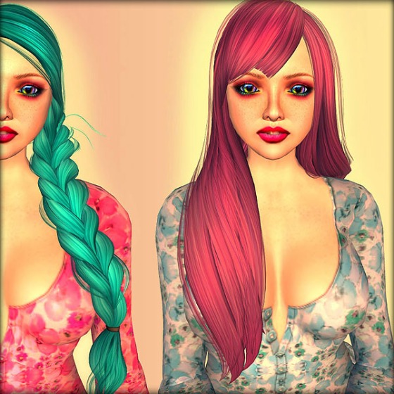 Wasabi Pills Hair Fair Hair 4